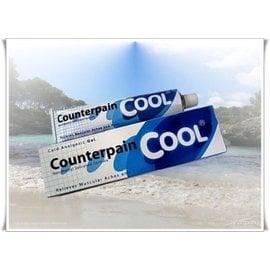 🌸現貨🌸泰國Counterpain 120g 🌸泰國藥膏🌸按摩膏 (溫熱型/清涼型)
