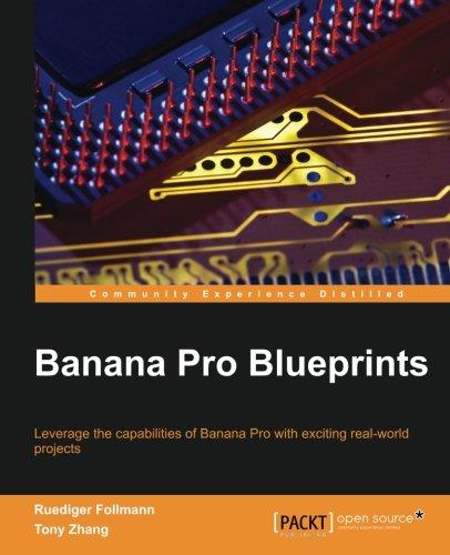 Banana Pi Blueprints Paperback – January 6, 2016