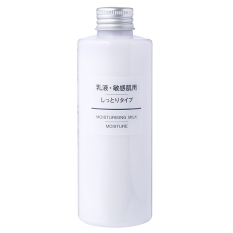 MUJI JAPAN Moisturising Milk 200ml