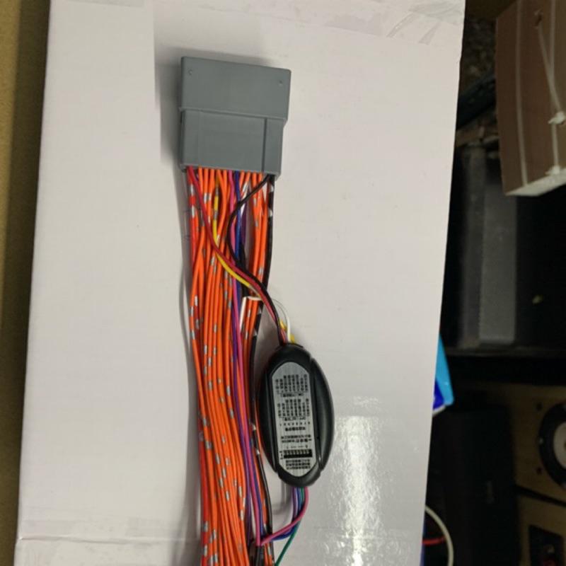 CRV5代 專用對插 完全不破線 速控上鎖(速度達20,自動上鎖) 鎖車後照鏡收起