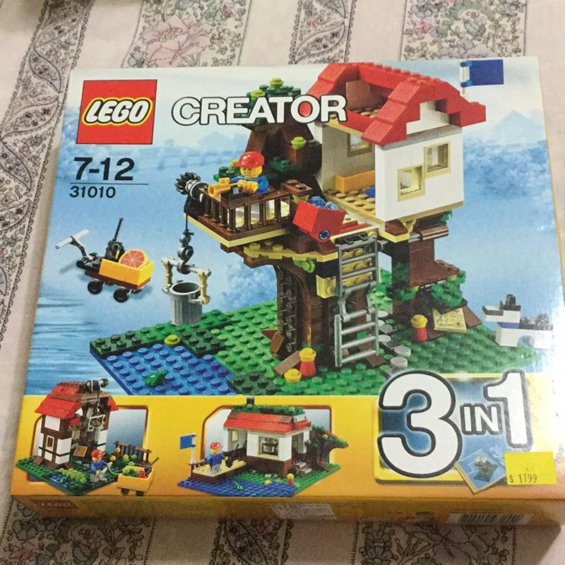 LEGO 31010 樂高樹屋