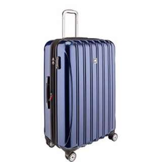 "Delsey Luggage Helium Aero 29 Inch 29"" Expandable Spinner Trolley 4 Wheel Wheeled Holiday Business Travel Suitcase Luggage Bag"