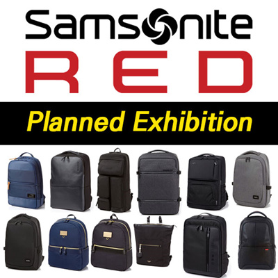 ★Samsonite RED Backpacks Collection★