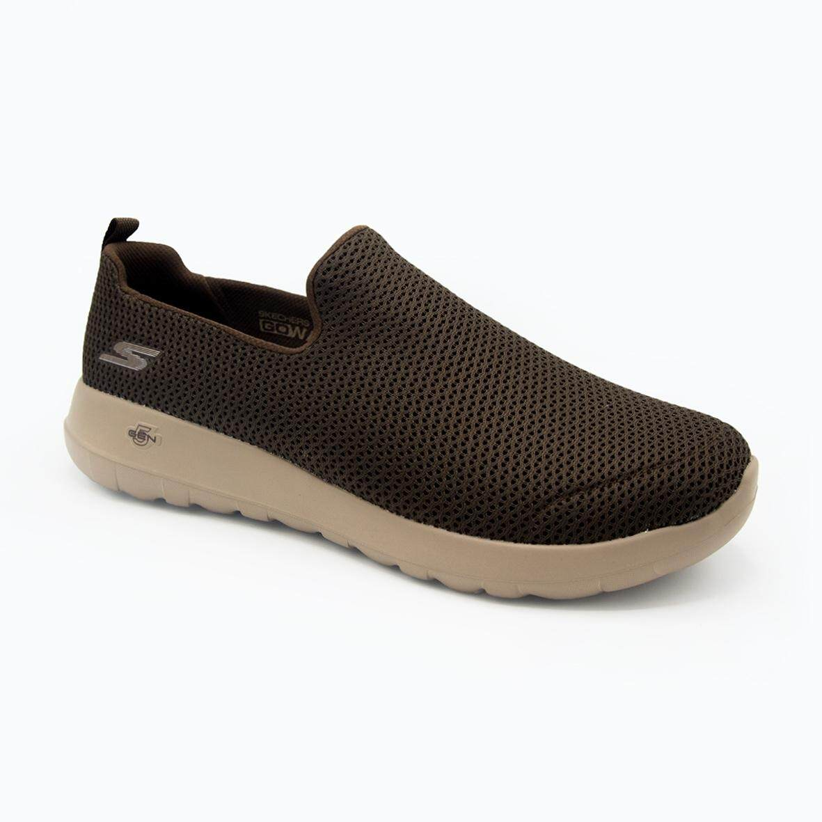 SKECHERS GO WALK MAX 54600/CHOC รองเท้าผู้ชาย