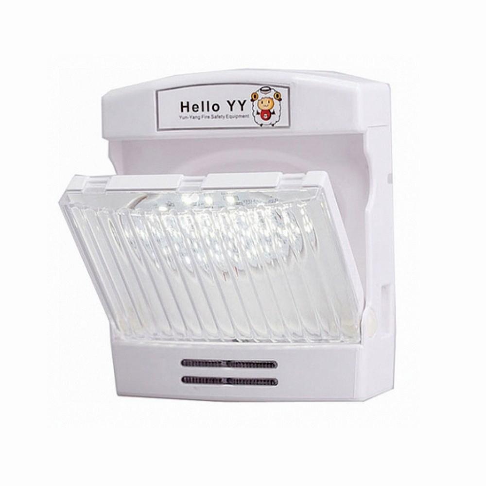 【消防署認證】LED緊急照明燈-可調整角度