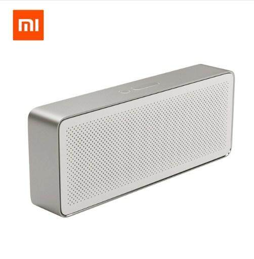 Xiaomi Mi Bluetooth Speaker 2 ลำโพงบูลทูธ Square Box 2 Stereo Portable Bluetooth 4.2 HD High Definition Sound Quality Play Music speaker