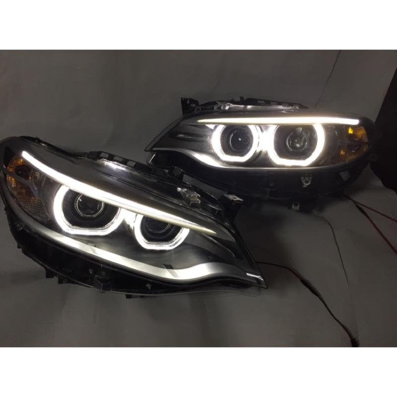 威鑫汽機車精品 F20改F22專用大燈總成 一組含安定器燈泡只要40000元 F10 F30 F31 F11 F02