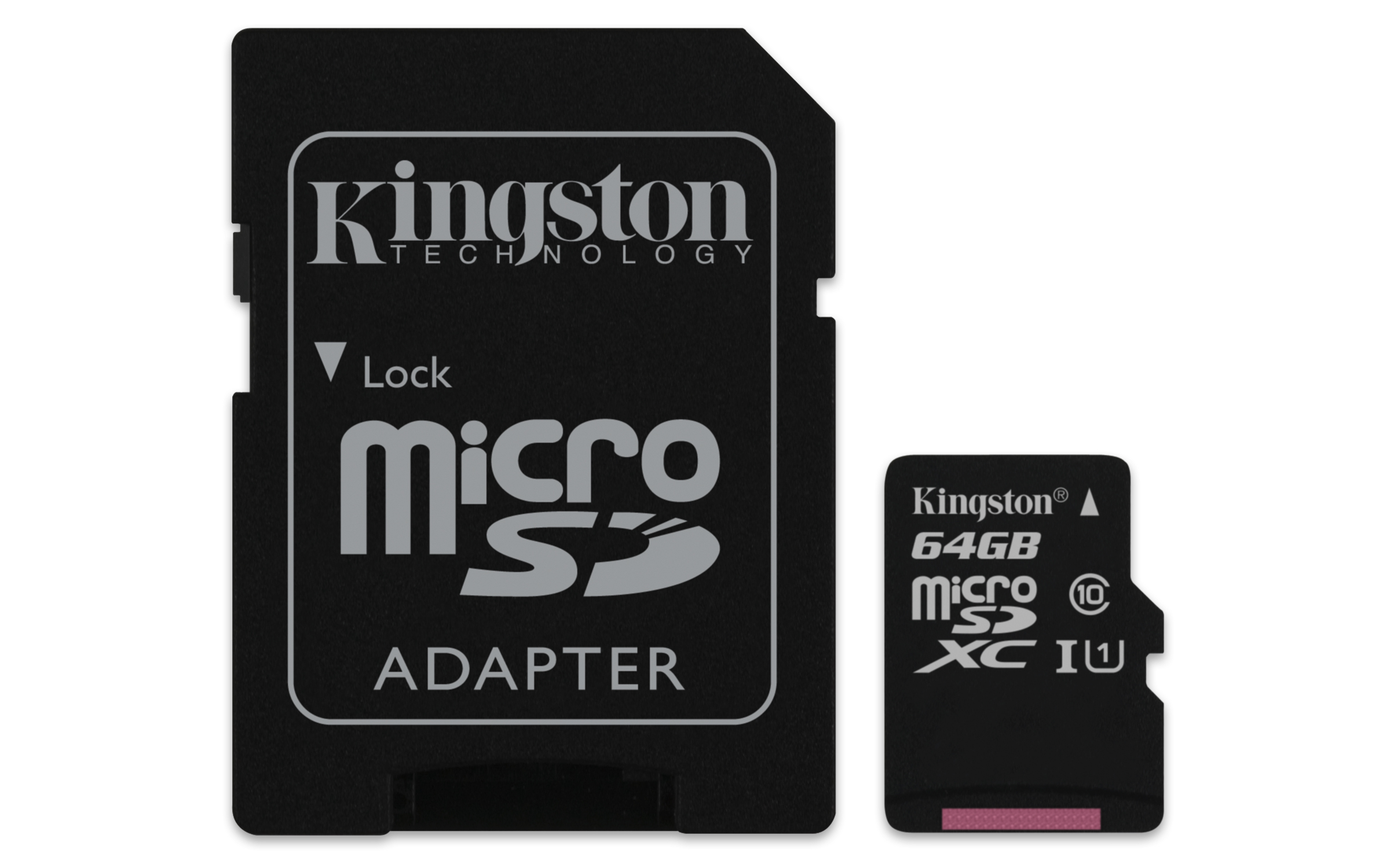KINGSTON 64GB 64G microSDXC【45MB/s】 microSD micro TF SDXC SD U1 C10 Class10 金士頓 手機記憶卡