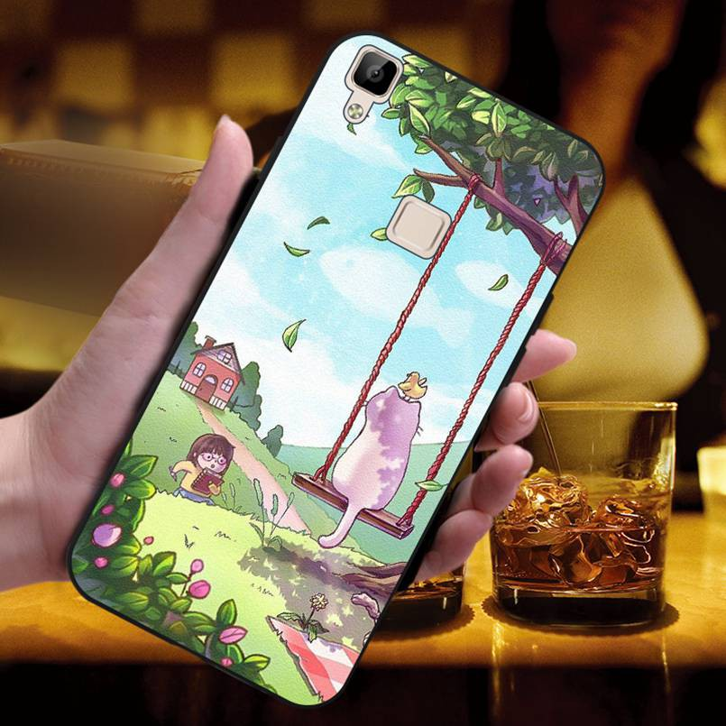 For VIVO X9 X21 X23 V5 V9 Y51 Y55 Y69 Y71 Y93 Y95 Y97 phone case NiaoHeMao