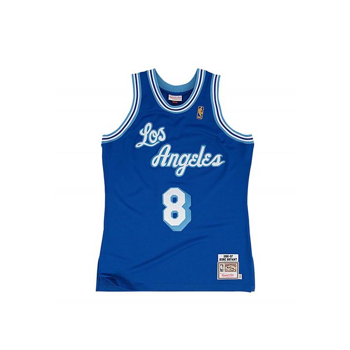 Mitchell & Ness / NBA 球員版球衣 KOBE 96-97 復古之夜 藍
