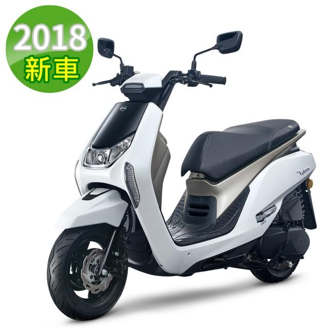 【SYM 三陽】VEGA 125 質感風