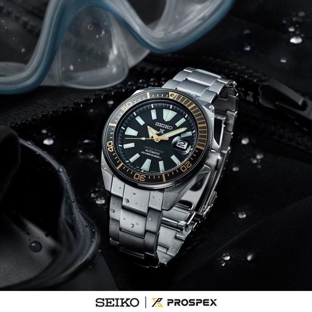 นาฬิกา SEIKO PROSPEX Zimbe No.6 LIMITED EDITION รุ่น SRPC43K