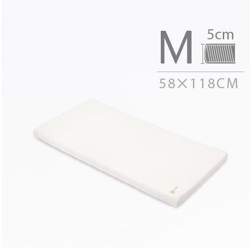 媽咪小站 - VE 有機棉嬰兒護脊床墊 M (5cm)