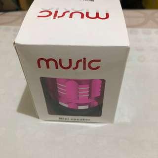 🚚 Music Mini Speaker 藍芽喇叭