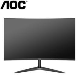 AOC C27B1H 27吋VA曲面螢幕(VA/D-SUB/HDMI/三年保固)
