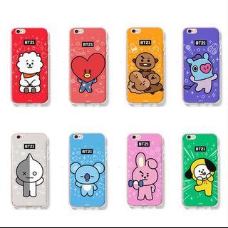 bts / bt21 phone case