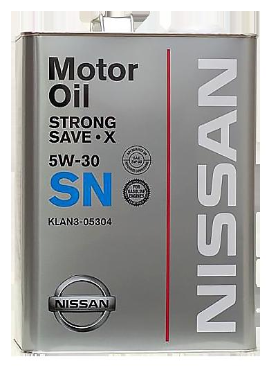 NISSAN日產 日規原廠Motor Oil 5W30 合成機油