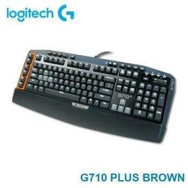 羅技Logitech G710+ Brown 機械遊戲鍵盤