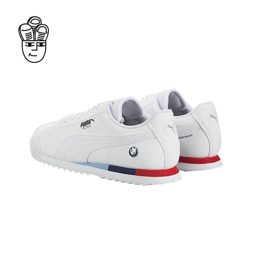 Puma Roma BMW MMS Retro Shoes Women 30643402 -SH