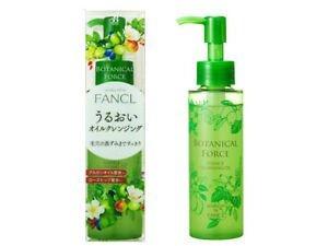 日本【7-11限定】Fancl-Botanical Force草本潤澤卸妝油95ml-415921