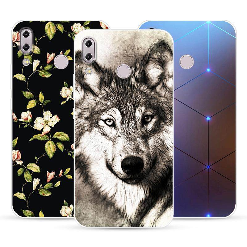 For ASUS Zenfone 5 5Z ZE620KL ZS620kl Phone Case Shockproof Printing Drawing Phone Cover Casing