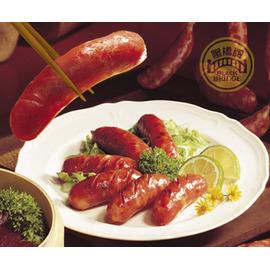 【黑橋牌】一斤辣味香腸(真空包)