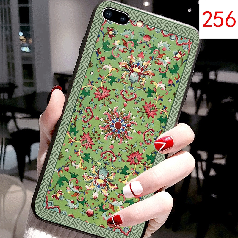 Palace Style Case For Huawei Nova 2 2s 2plus 2lite Soft  Cover TPU Painted Emboss