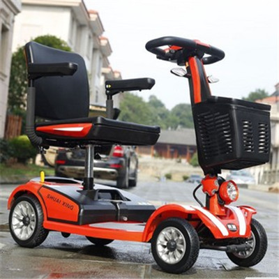 elderly mobility / 2016 newest 3 /4wheel electric electric motorcycle  scoota Old scooter