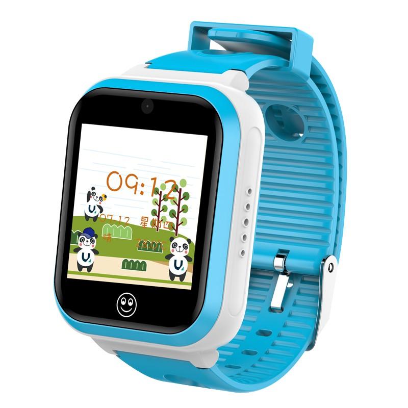 hereu U5 4G兒童智慧手錶 藍色 贈送易付卡