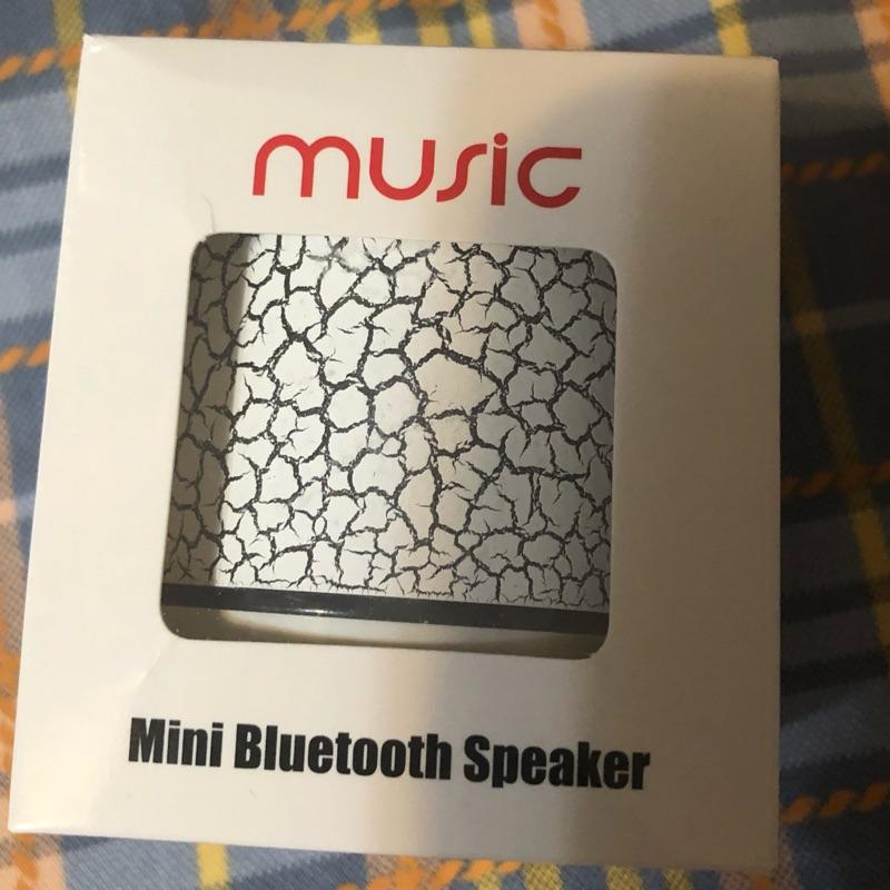 迷你Led藍牙喇叭 Music mini speaker mini Bluetooth speaker
