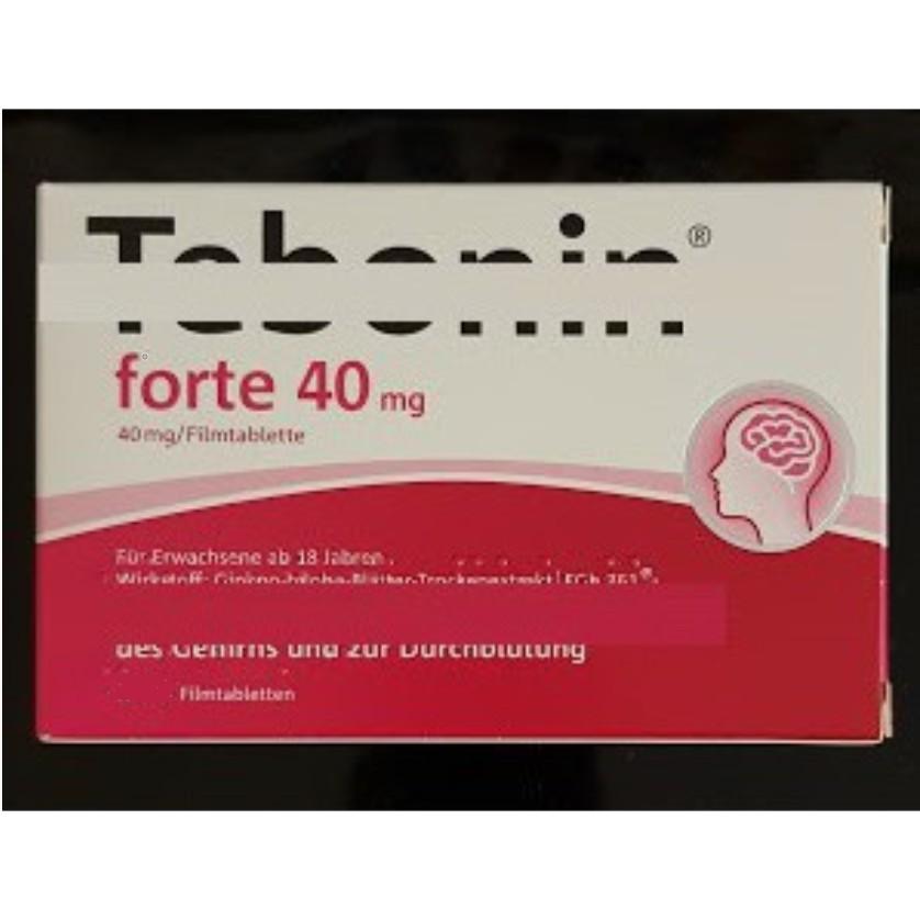 ☆☆☆ 德國代購 現貨免等 Tebonin 40 mg (包裝損傷) ☆☆☆