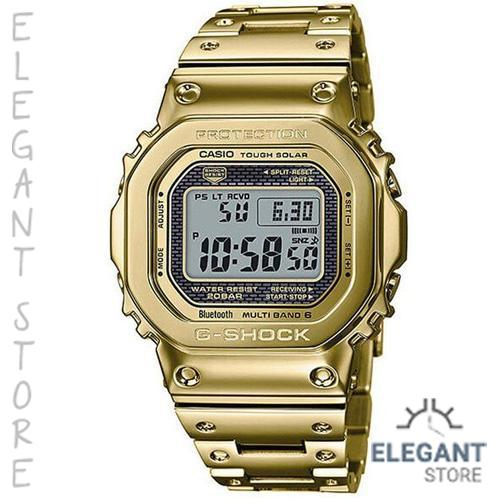 Casio G-Shock GMW-B5000TFG-9  Solar Power Men's Watch