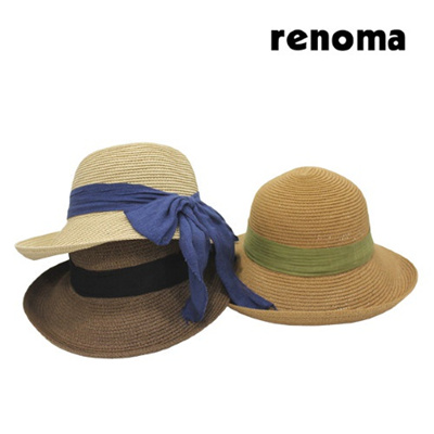 [OFFICIAL KOREA AK PLAZA][RENOMA] [Renoma hat] plain knot [72FF304]