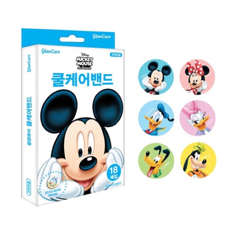 🎀 韓國原裝迪士尼止癢貼