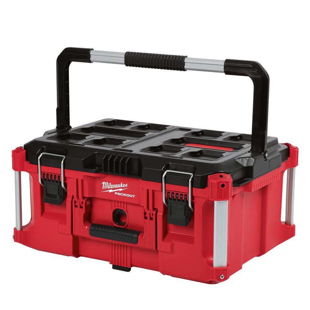 【花蓮源利】美國米沃奇 48-22-8425 配套工具箱(大) 收納箱 可堆疊工具箱 工具盒 美沃奇