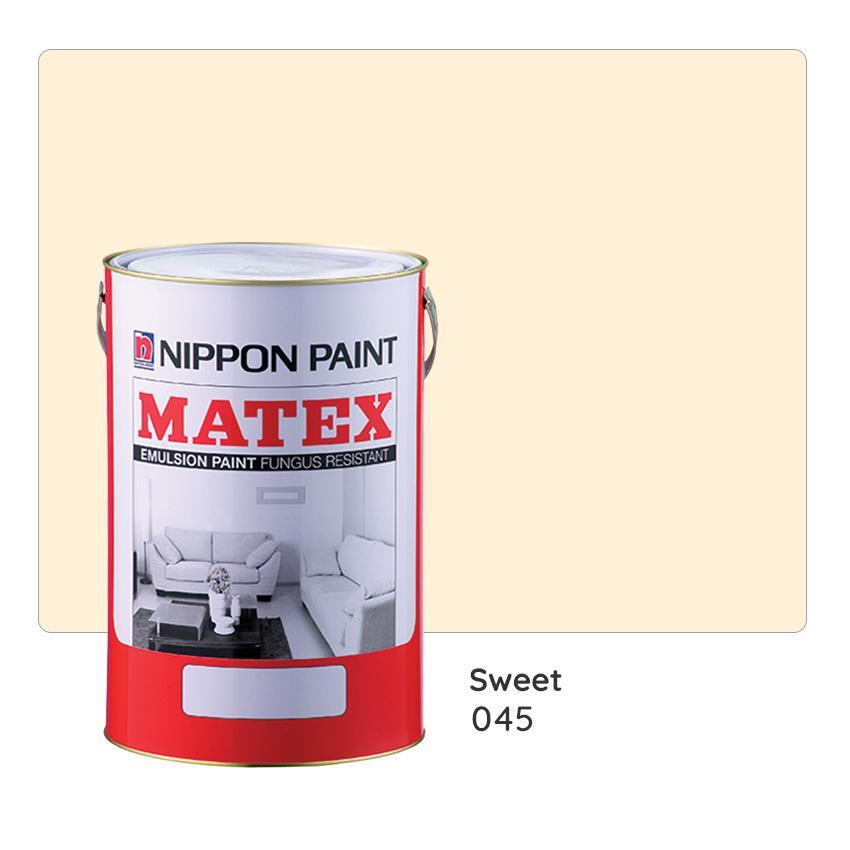 Nippon Paint Matex 45 7L