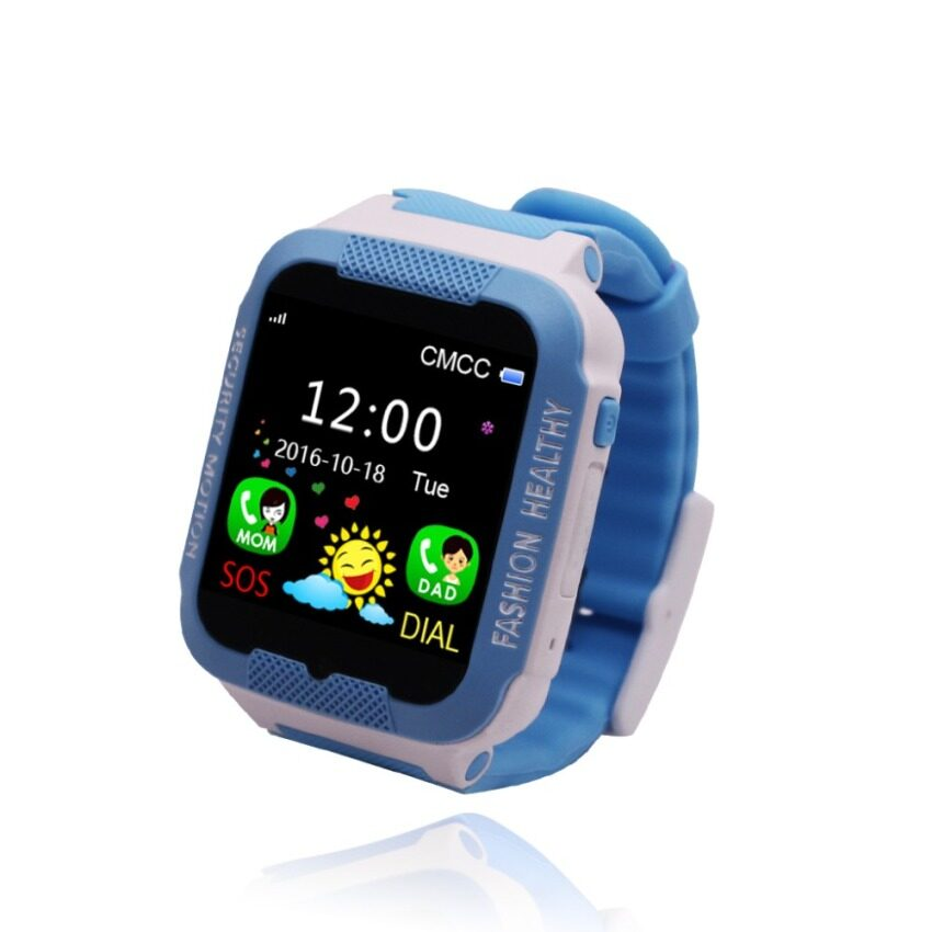 FineTop FREZEN Smart Watches for Kids Children LBS Watch for Apple Android Phone Smart Baby Watch Smartwatch Children Smart Electronics