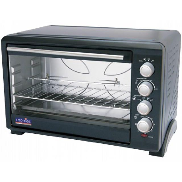 Morries 45L Electric Oven MS450EOV 1 Year Warranty