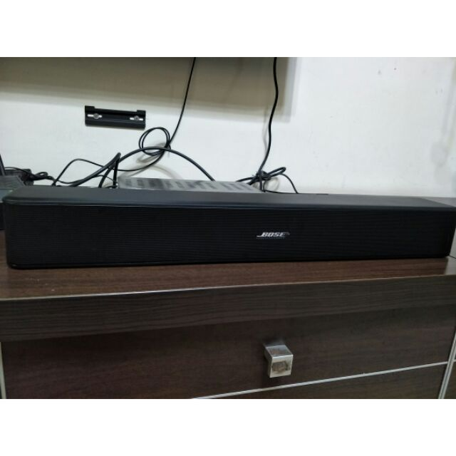 BOSE/Solo TV Speaker/Enceinte TV/有源扬声器