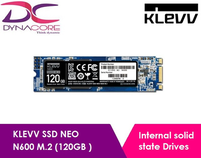 KLEVV SSD NEO N600 M.2 (120GB )