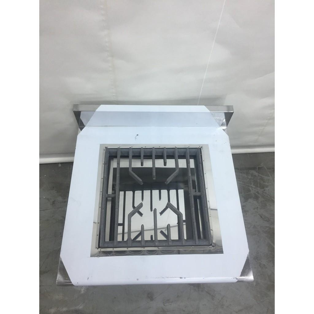 【吉林二手貨F2900001】(附新爐) 單口湯桶台 、地瓜球車台、煮麵台、湯鍋台