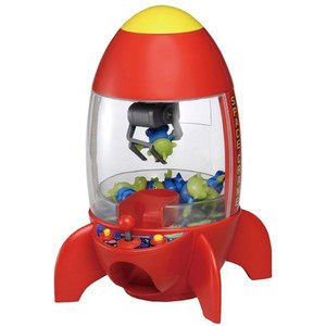 【真愛日本】14072700016 夾娃娃機-三眼怪火箭 迪士尼 玩具總動員 toys 三眼怪 夾娃娃機 親子遊戲 st安全玩具 玩具