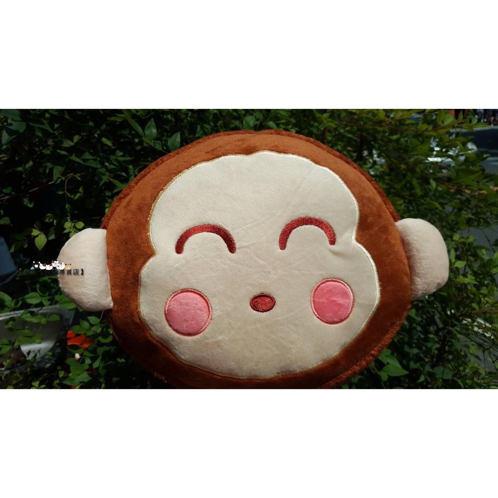 SUPER日式卡通精品 三麗鷗系列 淘氣猴 馬卡龍造型 枕頭 抱枕 可繡字 可明天到