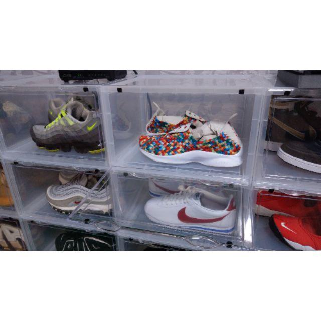 UV磁吸式鞋盒-側開款式(6入)