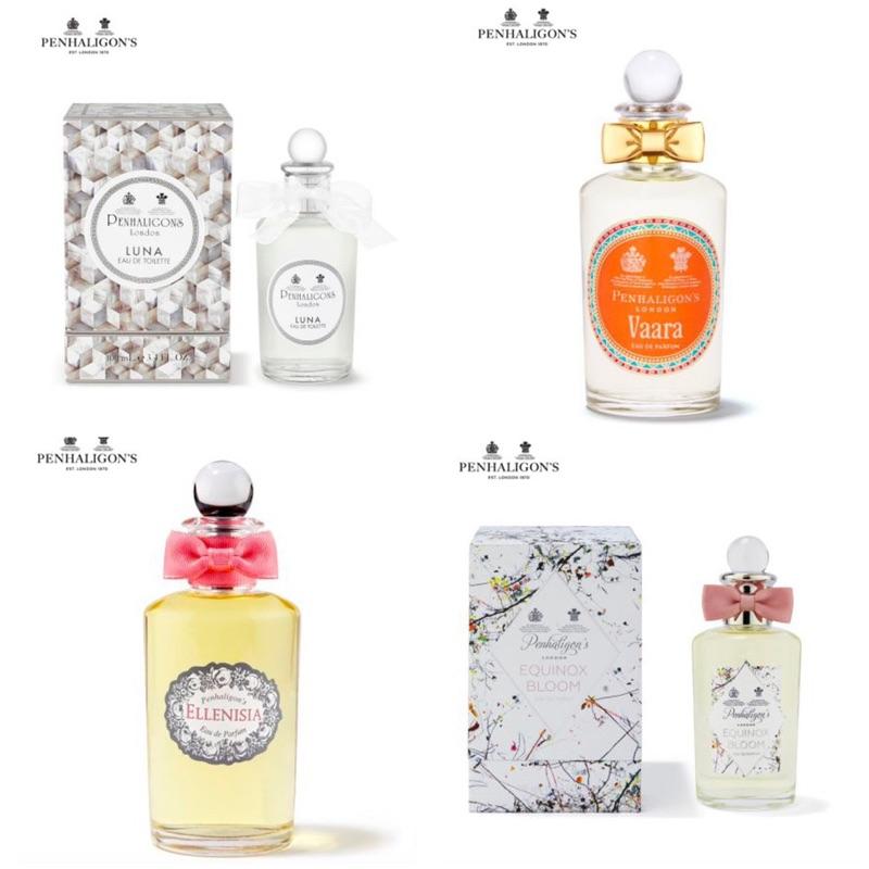 免稅代購 PENHALIGON'S 潘海利根 EQUINOX/LUNA/ELLENISIA/VAARA 女士香水