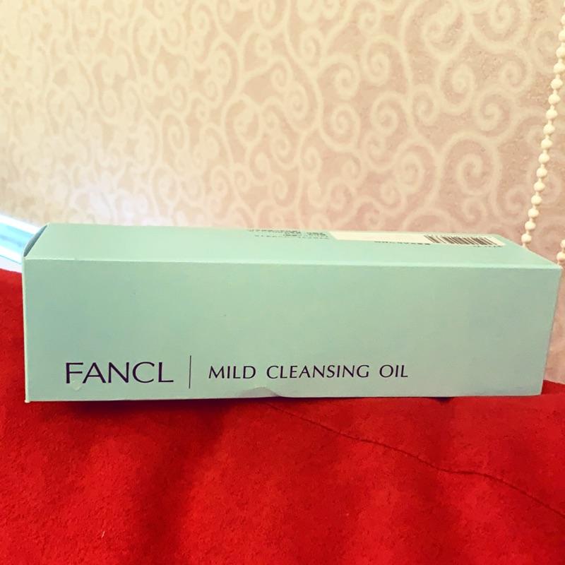 全新Fancl卸妝油,日本專櫃購入