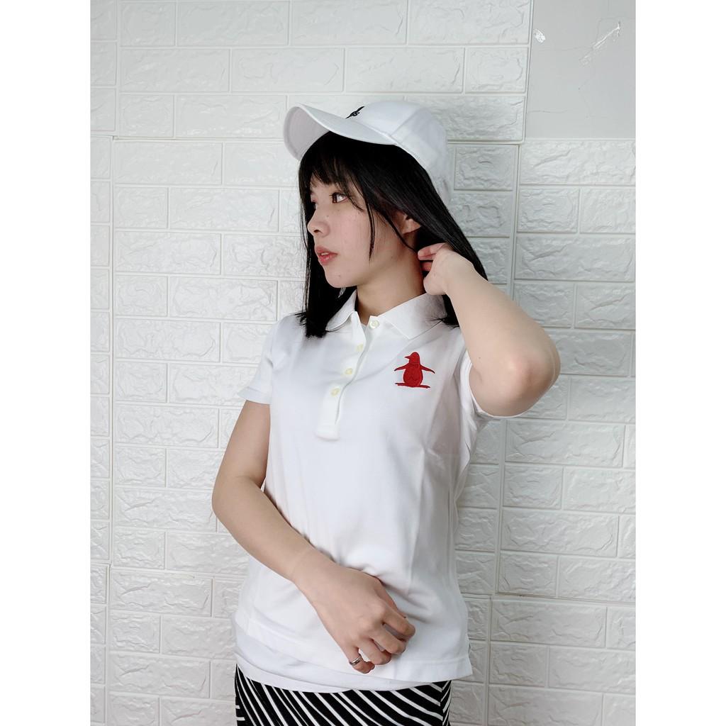 Look 鹿客 Munsingwear企鵝  女款日本製POLO衫  MLV2170-9003-8