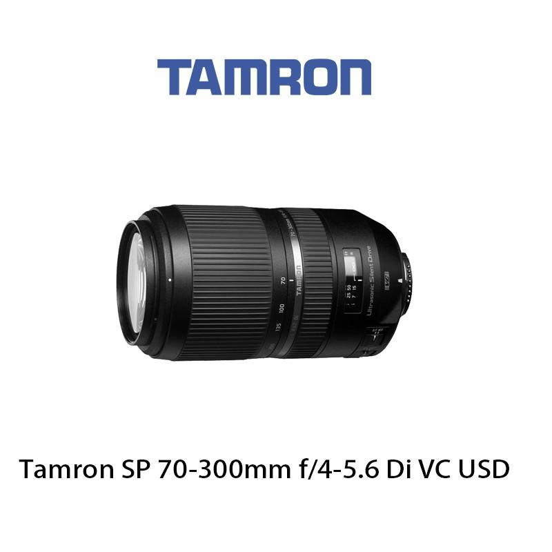Tamron SP 70-300mm f/4-5.6 Di VC USD A030 遠攝變焦鏡頭 原廠公司貨
