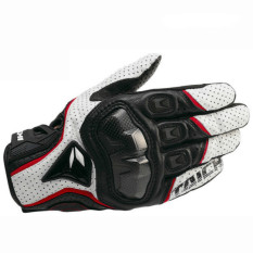 RS-TAICHI RST390 Hot Selling Cool Motorcycle Gloves White
