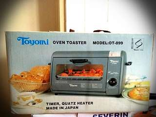 Toyomi oven toaster(Made in Japan)